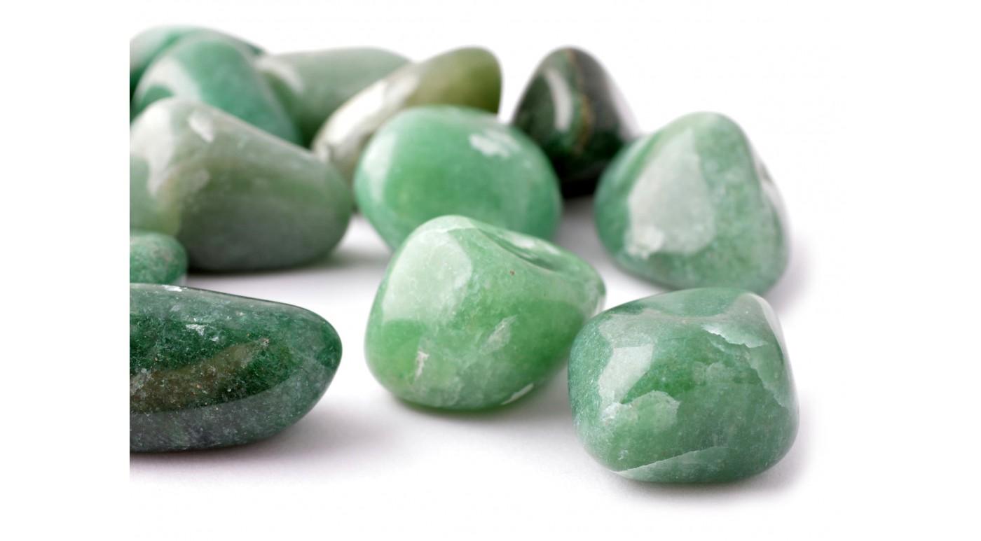 Az aventurin ásvány a szerencsehozó talizmán.