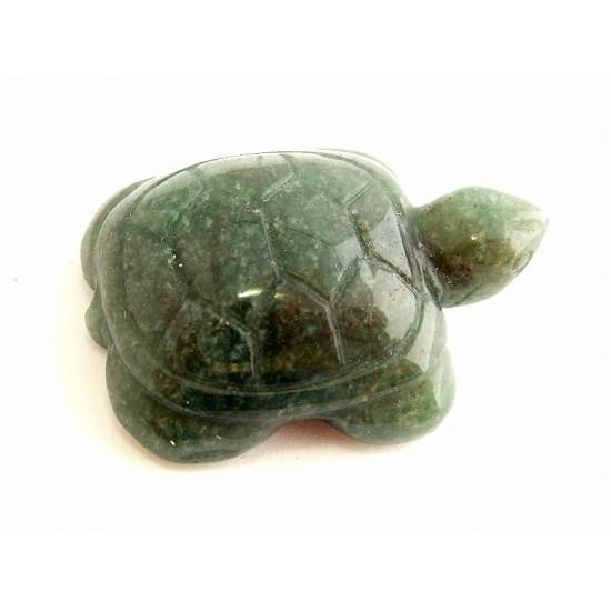 Aventurin teknős