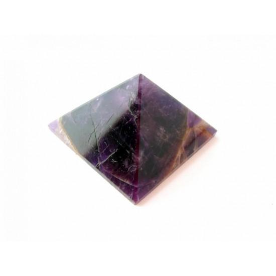 Ametiszt Piramis